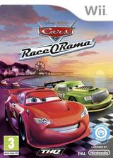 Cars Race-O-Rama Wii cover (R6OX78)