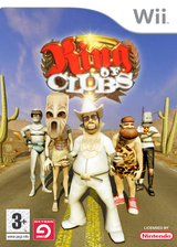 King of Clubs Wii cover (R6VPGN)