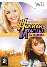 Hannah Montana: La Película Wii cover (R8HY4Q)