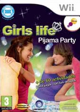 Girls Life: Pijama Party Wii cover (R9LP41)