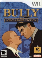 Bully: Scholarship Edition Wii cover (RB7P54)