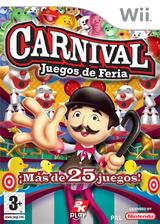 Carnival: Juegos de Feria Wii cover (RCGP54)