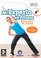 Mi Experto En Fitness: Mantente en Forma Wii cover (RFKP41)
