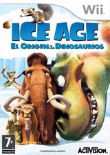 Ice Age 3: El Origen de los Dinosaurios Wii cover (RIAI52)