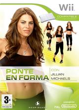 Fitness Ultimatum 2009 con Jillian Michaels Wii cover (RJFPKM)