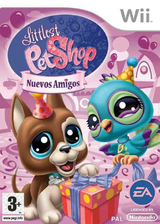 Littlest Pet Shop: Nuevos Amigos Wii cover (RL7P69)
