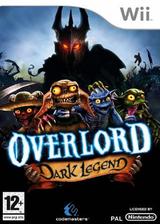 Overlord: La Leyenda Siniestra Wii cover (ROAP36)