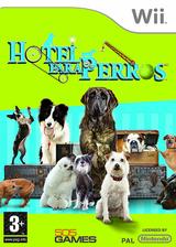 Hotel para Perros Wii cover (ROEPGT)