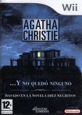 Agatha Christie: Y No Quedó Ninguno Wii cover (RQTP6V)