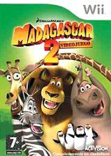 Madagascar 2: El Videojuego Wii cover (RRGP52)
