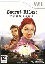 Secret Files: Tunguska Wii cover (RTUPKM)