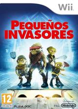 Pequeños Invasores Wii cover (RUOPPL)