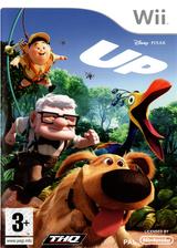 Up: El Videojuego Wii cover (RUQS78)