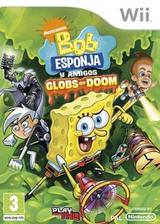 Bob Esponja y Amigos: Globs of Doom Wii cover (RUSX78)