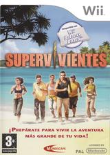 Supervivientes Wii cover (RV7SMR)