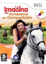Imagina Ser: Amazona en Competición Wii cover (RW8P41)