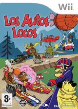 Los Autos Locos Wii cover (RWRP4F)
