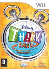 Disney Th!nk Fast: Piensa y Acierta Wii cover (RXDX4Q)
