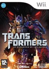 Transformers: La Venganza de los Caídos Wii cover (RXIP52)