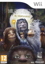 Donde Viven los Monstruos Wii cover (RXQPWR)