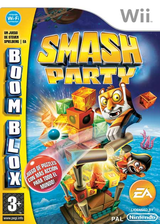 Boom Blox Smash Party Wii cover (RYBP69)
