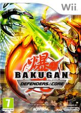 Bakugan: Defensores de la Tierra Wii cover (SB6P52)