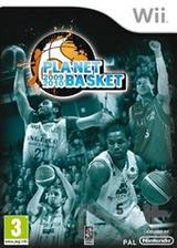 Planet Basket 2009/2010 Wii cover (SB7IVU)