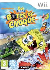 Bob Esponja: Botes de Choque Wii cover (SBVS78)