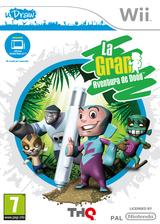 La Gran Aventura de Dood Wii cover (SDLP78)