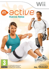 EA Sports Active: Nuevos Retos Wii cover (SEAP69)