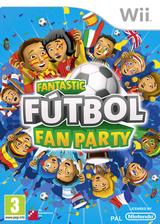 Fantastic Fútbol Fan Party Wii cover (SFPPFR)