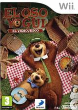 El Oso Yogui:El Videojuego Wii cover (SG8PAF)