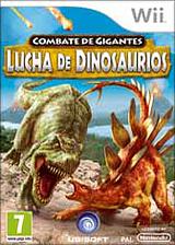 Combate de Gigantes: Lucha de Dinosourios Wii cover (SGXP41)