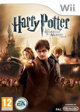 Harry Potter y las Reliquias de la Muerte - Parte 2 Wii cover (SH5P69)