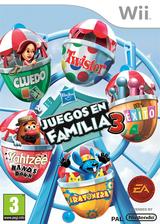 Hasbro: Juegos en Familia 3 Wii cover (SHBP69)