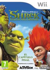 Shrek: Felices Para Siempre Wii cover (SK4P52)