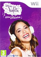 Disney Violetta: Ritmo & Música Wii cover (SK7PVZ)