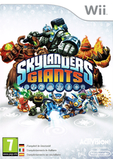 Skylanders: Giants Wii cover (SKYZ52)