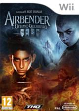 Airbender: El Último Guerrero Wii cover (SLAP78)