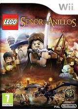 LEGO El Señor de los Anillos Wii cover (SLRPWR)