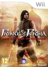 Prince of Persia: Las Arenas Olvidadas Wii cover (SPXP41)