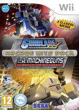 Gunblade NY & LA Machineguns: Arcade Hits Pack Wii cover (SQDP8P)