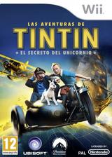 Las Aventuras de Tintín:El Secreto del Unicornio Wii cover (STNP41)