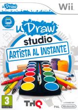 uDraw Studio: Artista al Instante Wii cover (SUUP78)