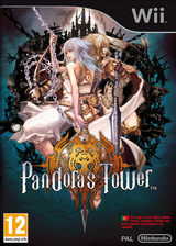 Pandora's Tower Wii cover (SX3P01)