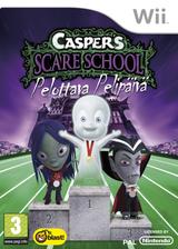 Casper's Scare School: Pelottava Pelipäivä Wii cover (RX4PMT)