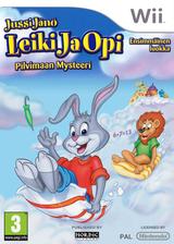 Jussi Jänö - Leiki Ja Opi: Ensimmäinen luokka - Pilvimaan Mysteeri Wii cover (SRTXNL)