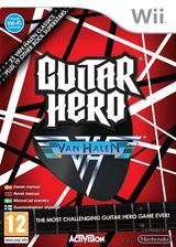 Guitar Hero: Van Halen Wii cover (SXDP52)