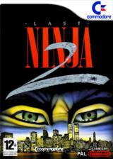 The Last Ninja 2 pochette VC-C64 (C93P)