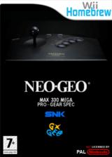 GxGeo pochette Homebrew (DGXA)